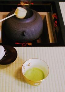 HiSUi TOKYO 茶道